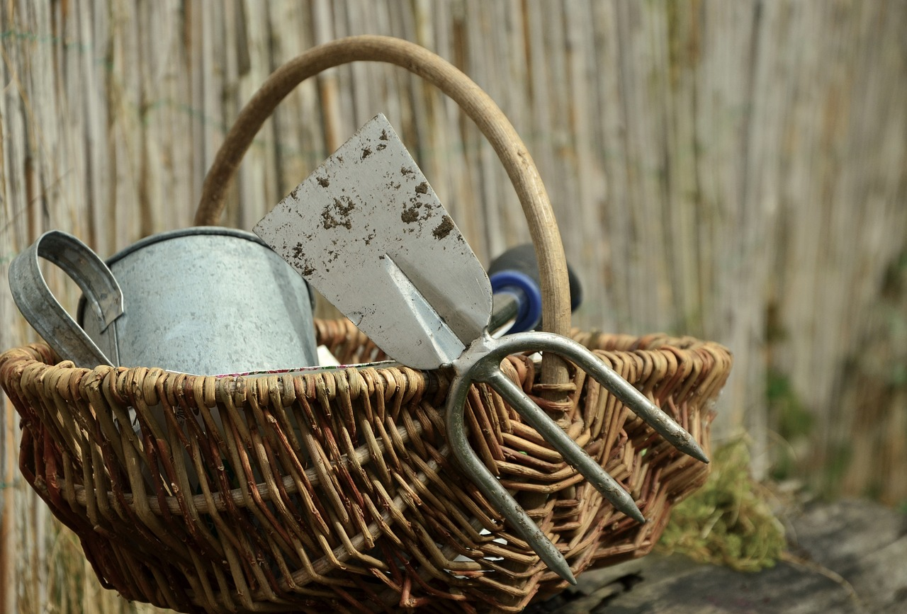 Binette de jardinage
